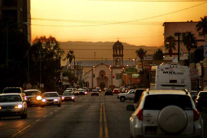 Catedral de Mexicali
